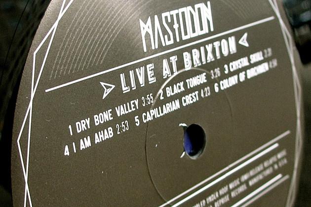 Mastodon - 'Live at Brixton' - Vital Vinyl