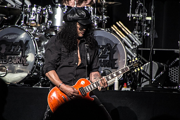 Metallica Slash More Honor Ozzy Osbourne At Musicares Gala