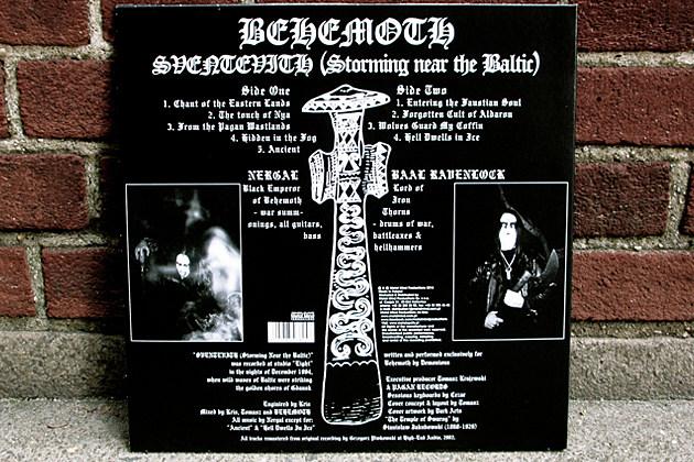 Behemoth - Vital Vinyl