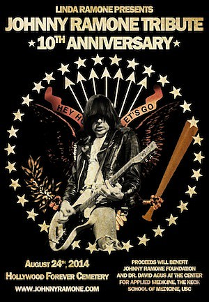 Johnny Ramone 10th Anniversary