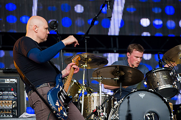 Billy Corgan Mike Byrne