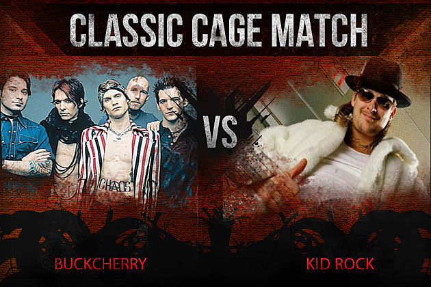 Buckcherry vs. Kid Rock