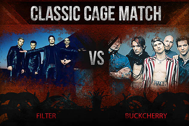 Filter vs Buckcherry