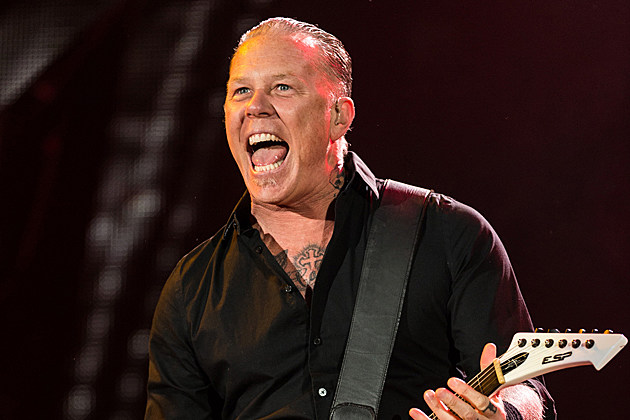 Metallica James Hetfield