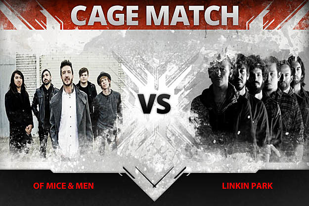 Of Mice and Men vs Linkin Park