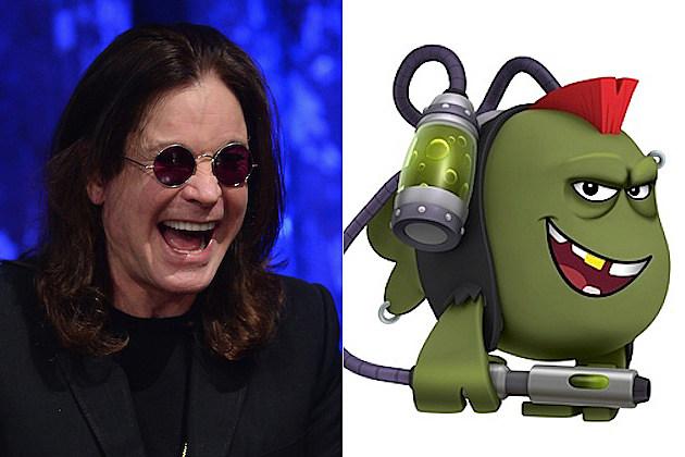 Ozzy Osbourne / Sid Fishy