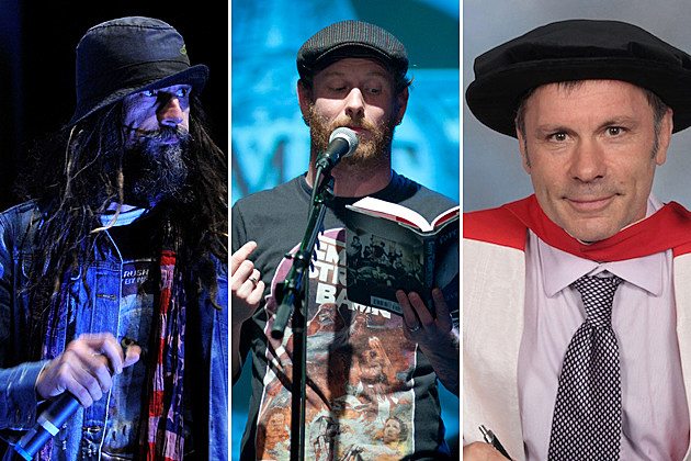 Rob Zombie Corey Taylor Bruce Dickinson
