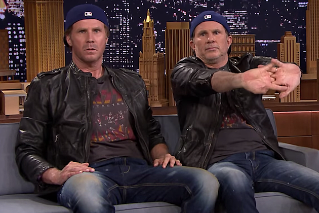 Will Ferrell + Chad Smith