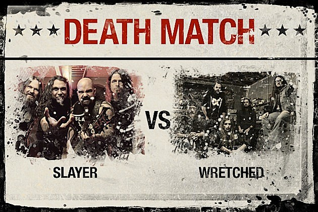 Slayer vs. Wretched