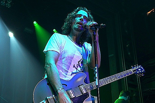 Soundgarden Chris Cornell