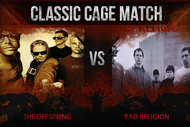 The Offspring vs Bad Religion