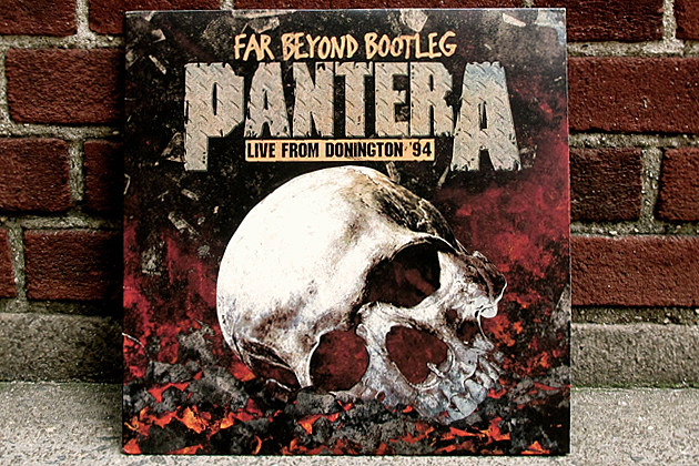 Pantera - 'Far Beyond Bootleg - Live From Donington '94' - Vital Vinyl