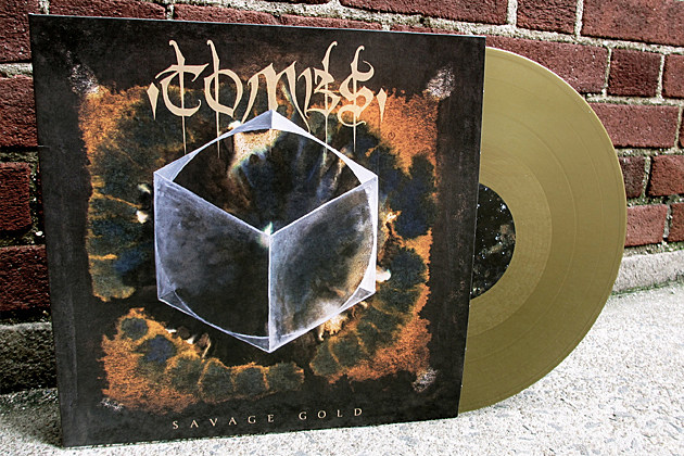Tombs - 'Savage Gold' - Vital Vinyl
