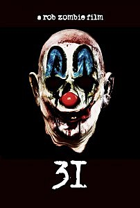 Rob Zombie '31' Poster