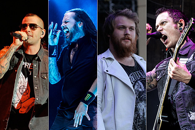 Avenged Sevenfold Korn Asking Alexandria Trivium