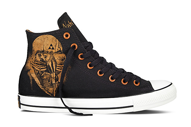 Black Sabbath Never Say Die Shoe