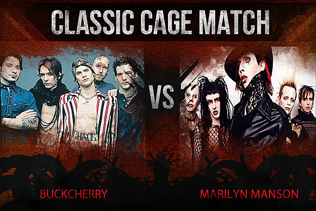 Buckcherry vs Marilyn Manson