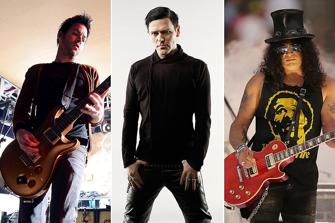 20 Best Rock Albums Of 2014