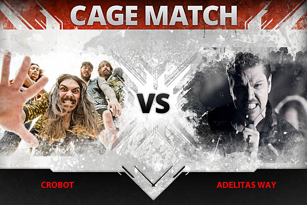 Crobot vs Adelitas Way