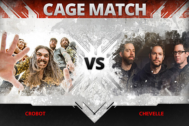 Crobot vs Chevelle