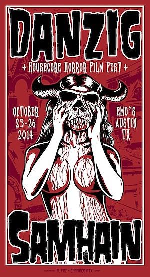 Danzig Samhain Housecore Horror Festival