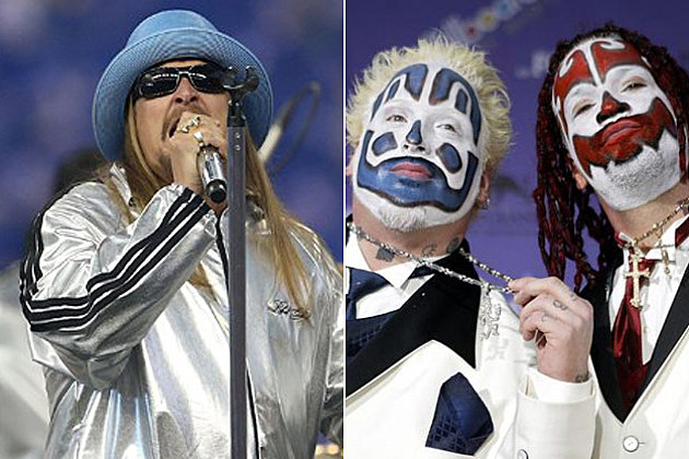 Kid Rock Insane Clown Posse