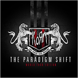 Korn The Paradigm Shift World Tour Edition
