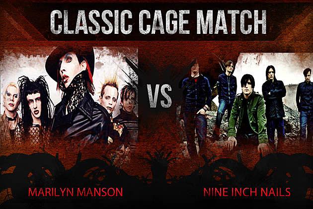 Marilyn Manson vs Nine Inch Nails