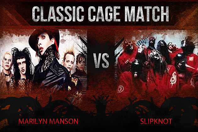 Marilyn Manson vs Slipknot