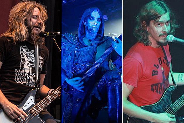 Mastodon / Behemoth / Opeth