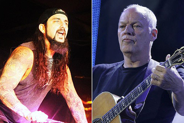 Mike Portnoy David Gilmour