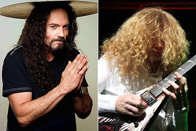 Nick Menza Dave Mustaine