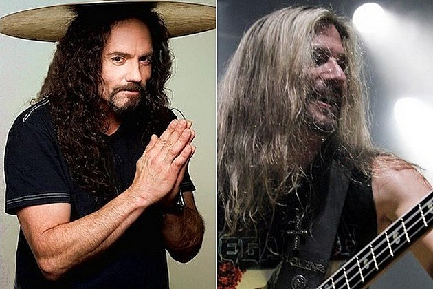 Nick Menza - James LoMenzo