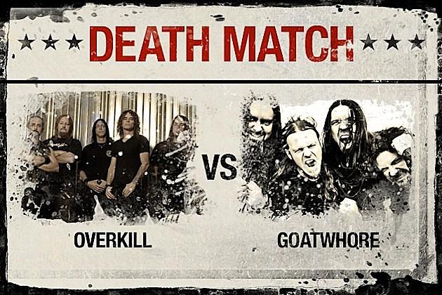 Overkill vs. Goatwhore
