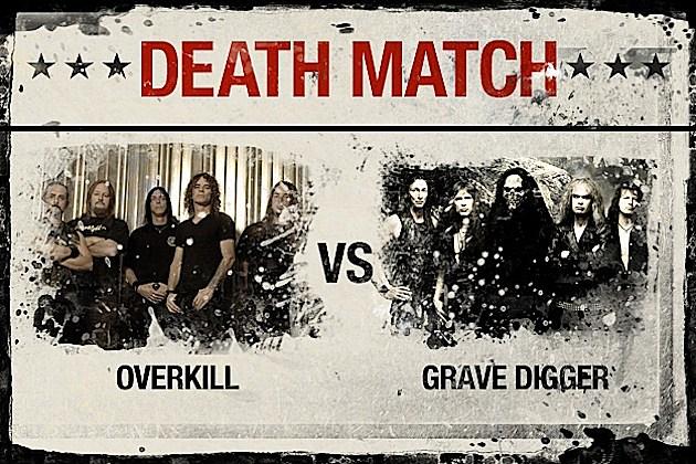 Overkill vs. Grave Digger