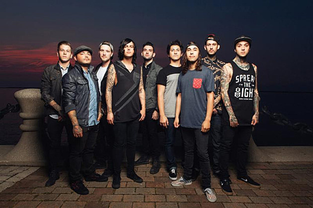 Pierce the veil sleeping with sirens set for us tour m4hsunfo