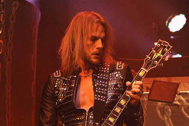 Judas Priest Richie Faulkner