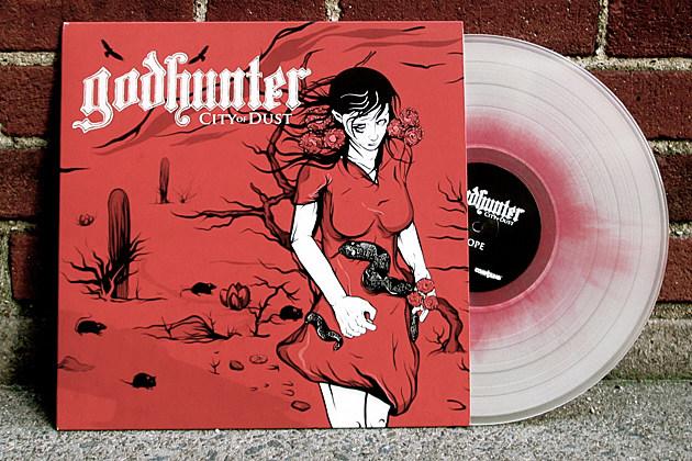 Godhunter - 'City of Dust' - Vital Vinyl
