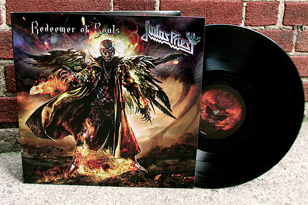 Judas Priest - 'Redeemer of Souls' - Vital Vinyl