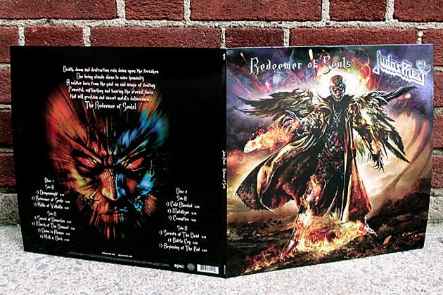 Vital Vinyl Judas Priest On Redeemer Of Souls Vinyl