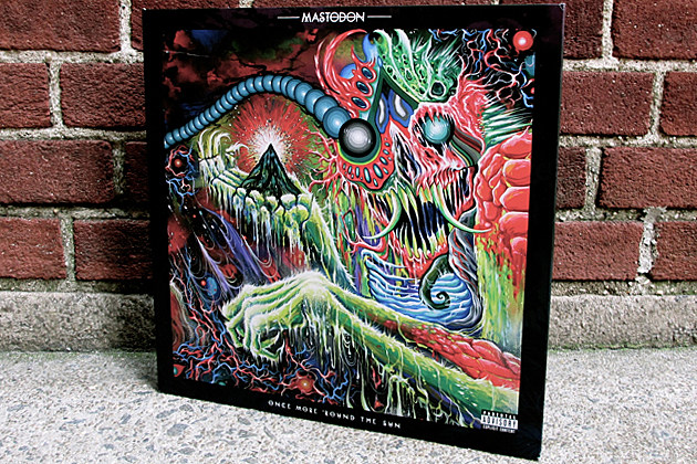 Mastodon - 'Once More 'Round the Sun' - Vital Vinyl