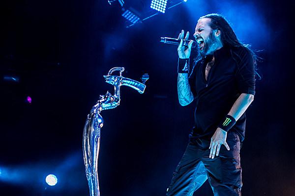 Korn Concert Tours