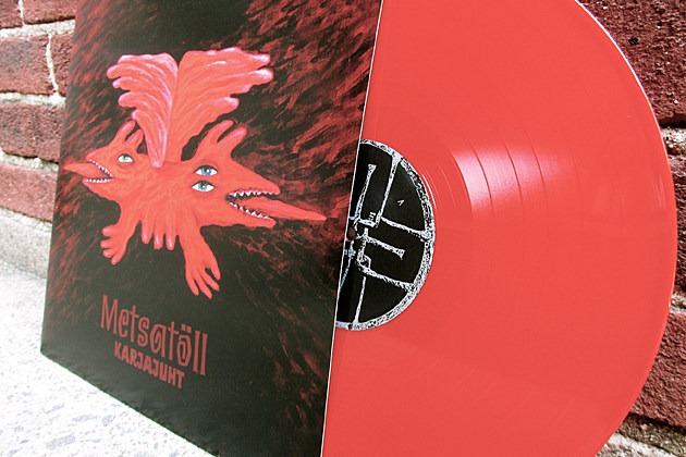 Metsatoll - 'Karjajuht' - Vital Vinyl