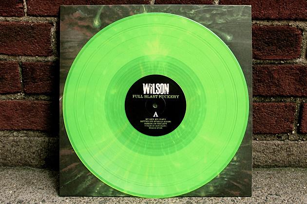 Wilson - Debut Studio Album - Vital Vinyl