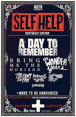 Self Help Festival Philadelphia 2014