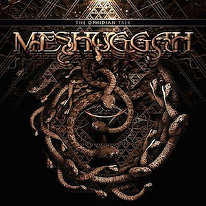 Meshuggah The Ophidian Trek