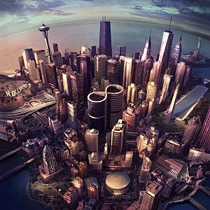 Foo Fighters, 'Sonic Highways: The Album'