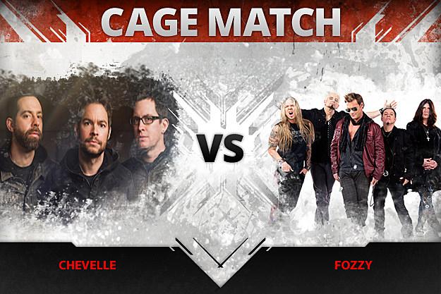 Chevelle vs Fozzy