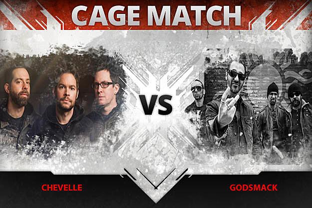 Chevelle vs Godsmack