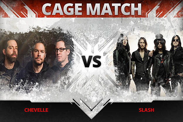 Chevelle vs Slash